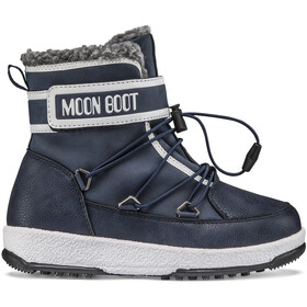 Moon Boot WP Winterboots Boys blue navy/white